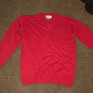 Sweaters - Red Knitsmith Sweater NEVER WORN